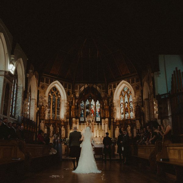 Norwood Hall Wedding Video