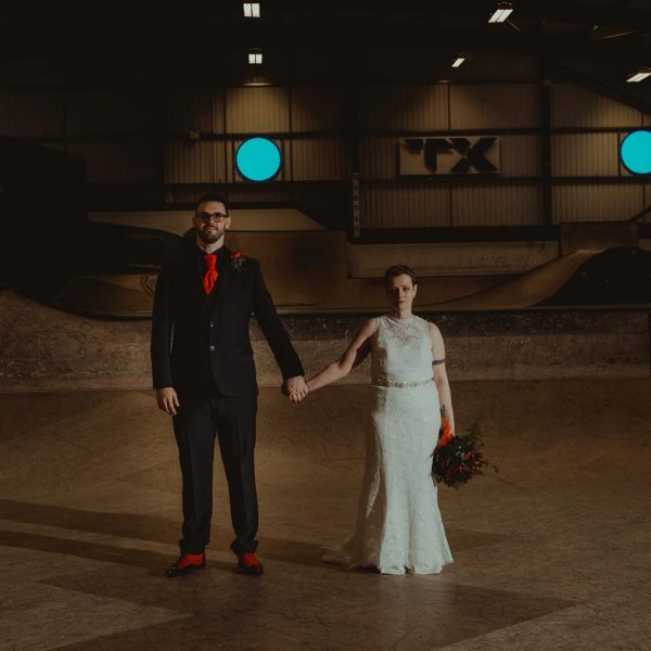 Transition Extreme Skatepark Wedding