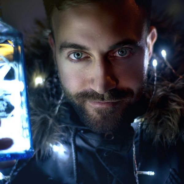 Winter autoportrait - Edit