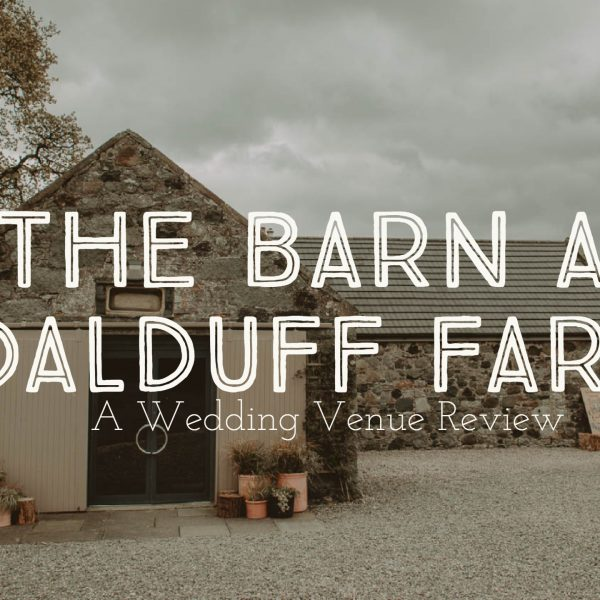 The Wedding Barn at Dalduff Farm