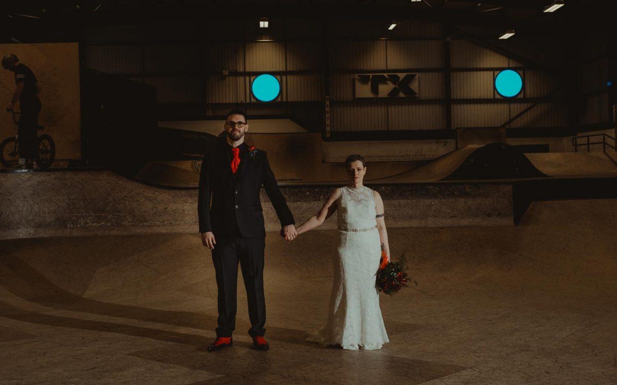 Transition Extreme Skatepark Wedding