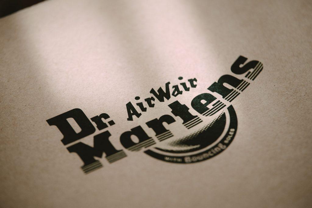 dr martens box