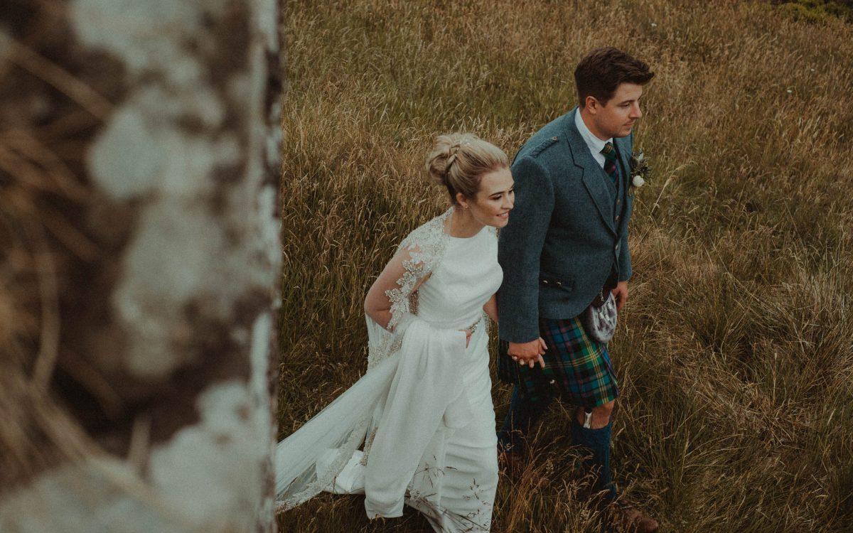 Drumtochty Castle Wedding Videographer