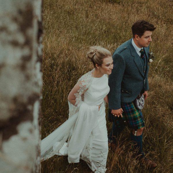 Drumtochty Castle Wedding Video
