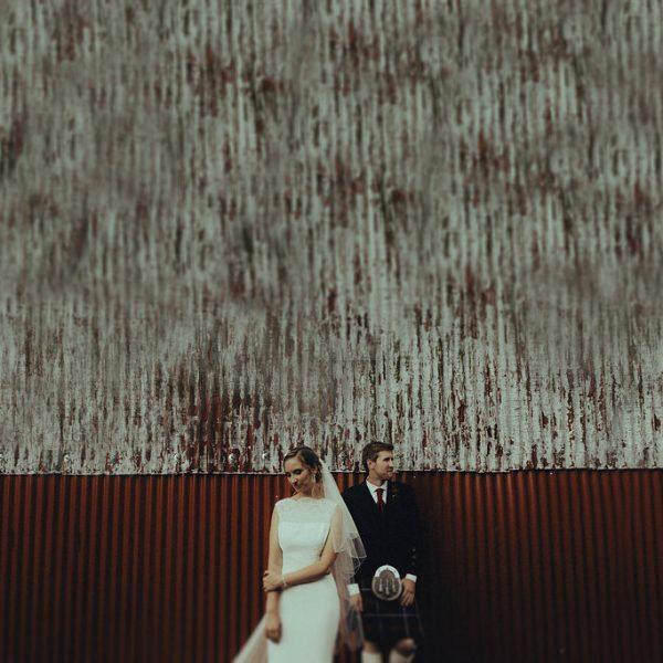 Dalduff Farm Wedding Photographer