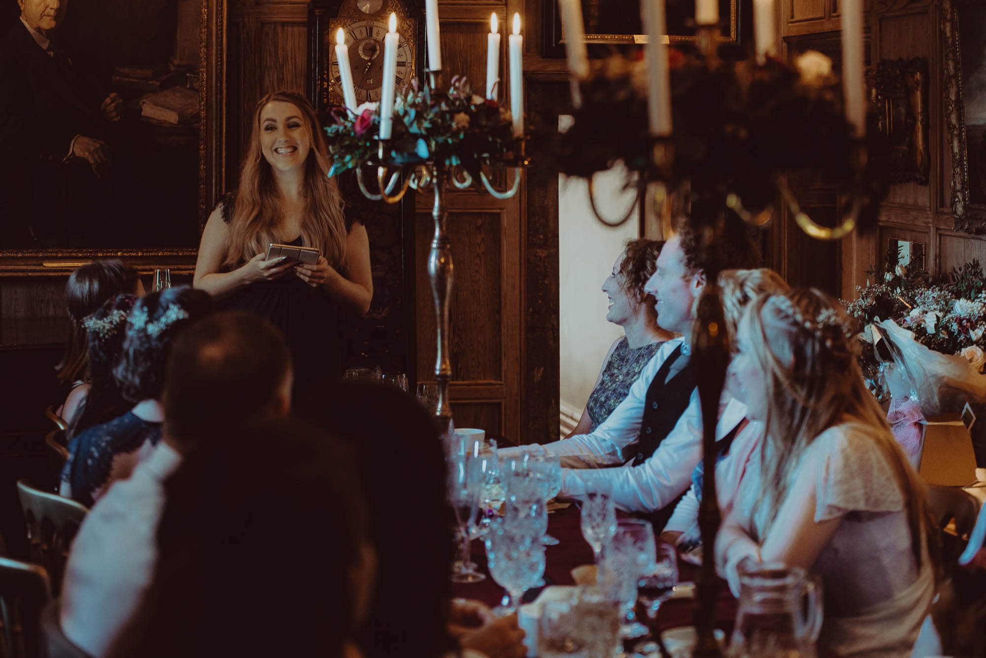 Schivas House - Sister Wedding Speech